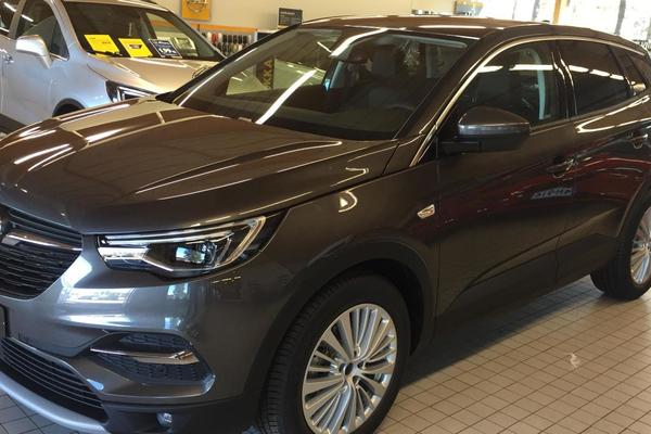 Opel GRANDLAND X Innovation 1,2 Turbo Start/Stop 96 kW MT6 W, vm. 2018, 0 tkm