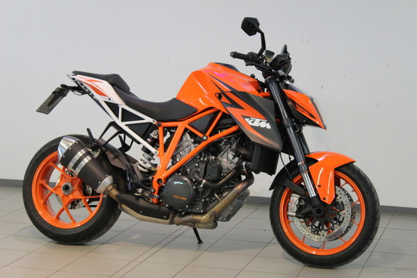 KTM Super Duke 1290 R, vm. 2014, 21 tkm