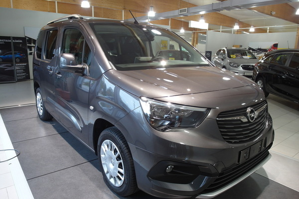 Opel COMBO Life Innovation 1,5DTH Start/Stop 96kW MT6, vm. 2019, 0 tkm