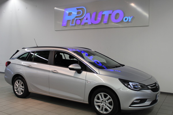 Opel Astra Sports Tourer Enjoy 1,4 Turbo ecoFLEX Start/Stop 92kW MT6, vm. 2016, 34 tkm