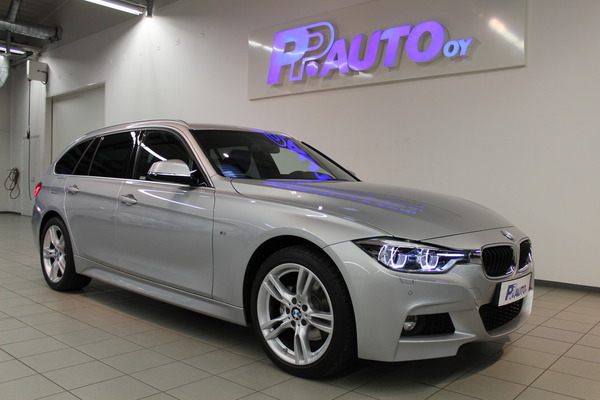 BMW 320d F31 Touring 320d A xDrive Business M-Sport Edition, vm. 2018, 11 tkm