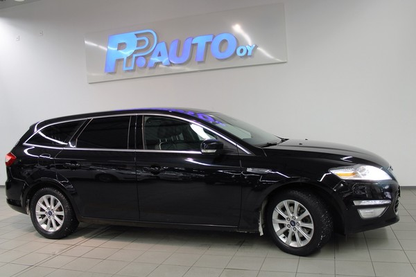 Ford Mondeo 2,0 TDCi 140hv PowerShift Titanium Business A6 Wagon, vm. 2012, 143 tkm