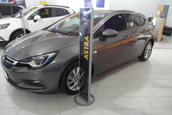 Opel ASTRA 5-ov Innovation Plus 150 Turbo A, vm. 2019, 0 tkm