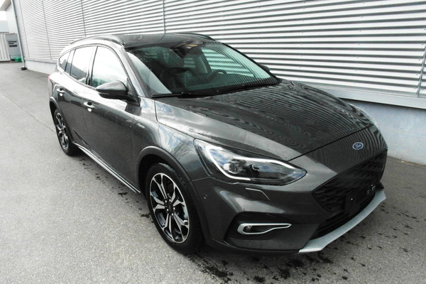 FORD FOCUS 1,5 EcoBoost 150hv A8 Active Wagon, vm. 2019, 4 tkm