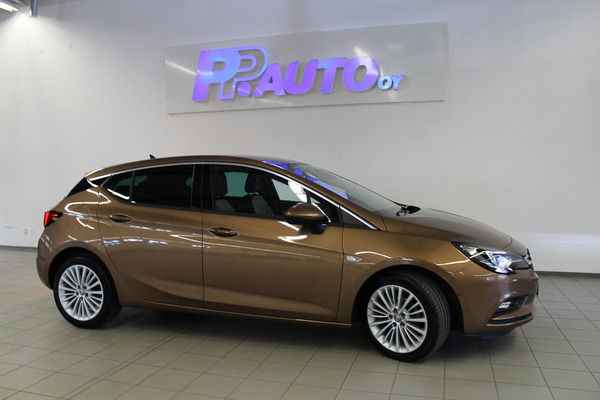 Opel Astra 5-ov Innovation 1,4 Turbo ecoFLEX Start/Stop 110kW MT6, vm. 2016, 36 tkm