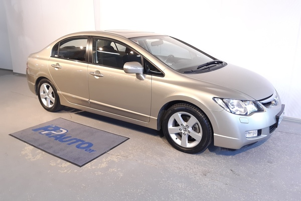 Honda Civic 4D CIVIC SEDAN 1.8 AUTOMATIC-FD16/270, vm. 2007, 89 tkm