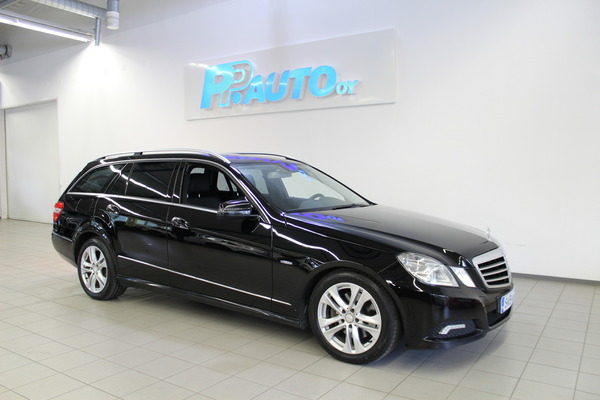 Mercedes-Benz E 250 CDI BE T A Business Avantgarde, vm. 2010, 234 tkm
