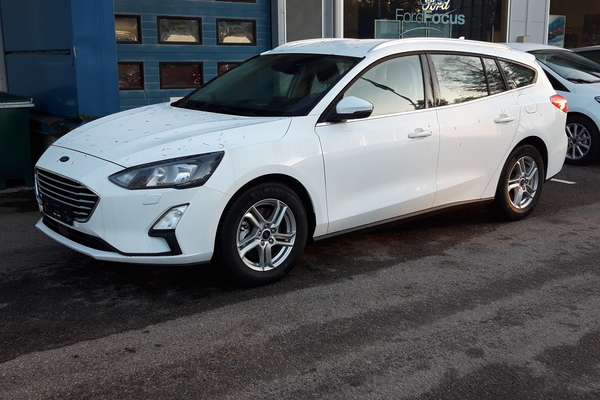 FORD FOCUS 1,0 EcoBoost 125hv A8 Trend Wagon, vm. 2019, 0 tkm
