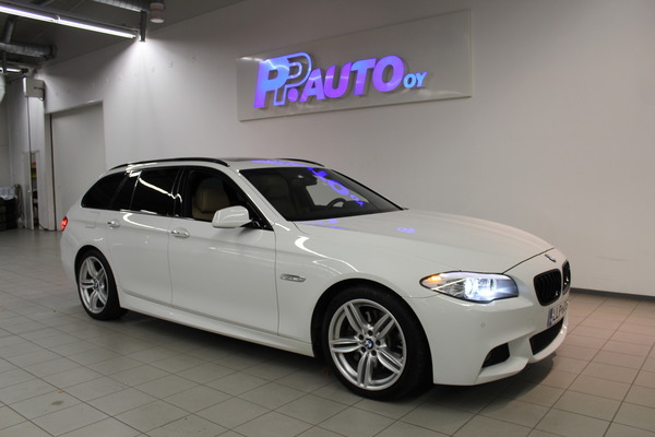 BMW 530 TwinPower Turbo Sport A xDrive F11 Touring Business Automatic Edition M-Sport, vm. 2012, 180 tkm