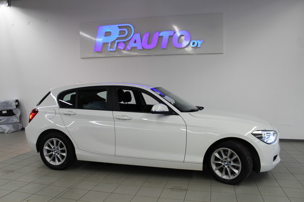 BMW 116 F20 TwinPower Turbo A Limited Navi Edition, vm. 2013, 163 tkm
