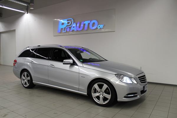 Mercedes-Benz E 220 CDI BE T A Business Avantgarde, vm. 2010, 147 tkm