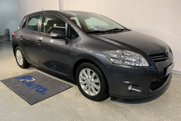 Toyota Auris 1,6 Valvematic Sol Edition MultiMode 5ov, vm. 2012, 89 tkm