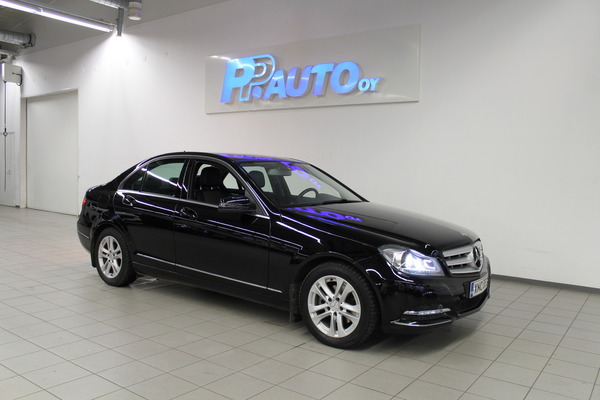 Mercedes-Benz C 200 CDI BE A Premium Business, vm. 2013, 151 tkm