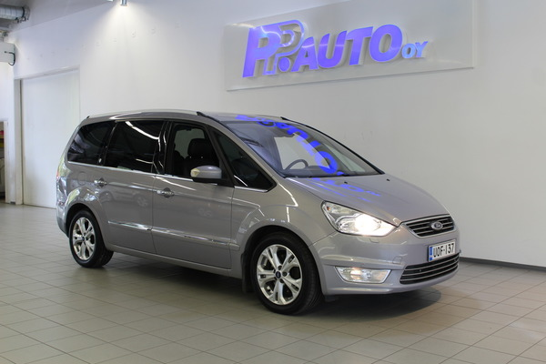 Ford Galaxy 2,0 TDCi 163 hv PowerShift Ghia Business A6 5-ovinen, vm. 2011, 140 tkm