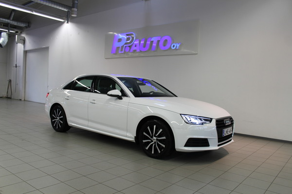 Audi A4 Sedan Business 2,0 TFSI 140 kW S tronic, vm. 2016, 98 tkm