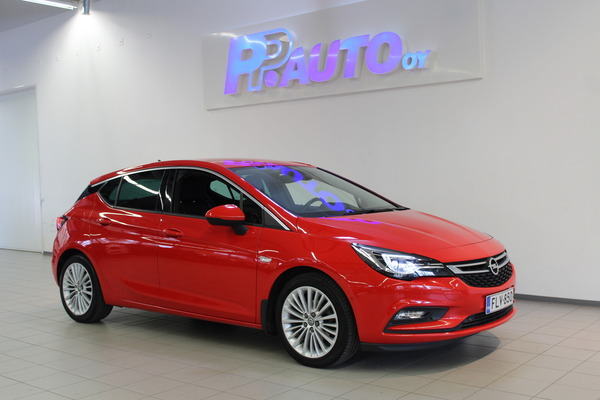 Opel Astra 5-ov Innovation 1,4 Turbo ecoFLEX Start/Stop 110kW MT6, vm. 2015, 63 tkm