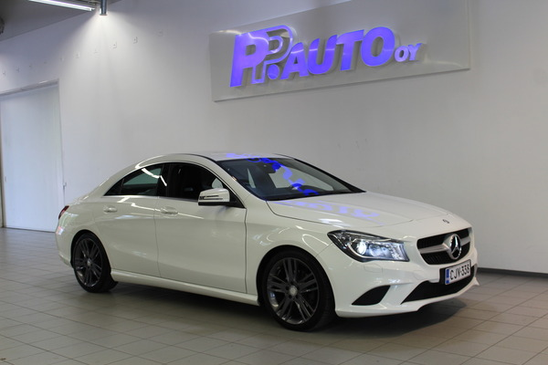 Mercedes-Benz CLA 200 BE A Premium Business, vm. 2015, 99 tkm