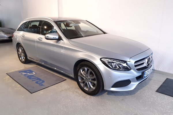 Mercedes-Benz C 200 T Edition 4MATIC, vm. 2017, 105 tkm