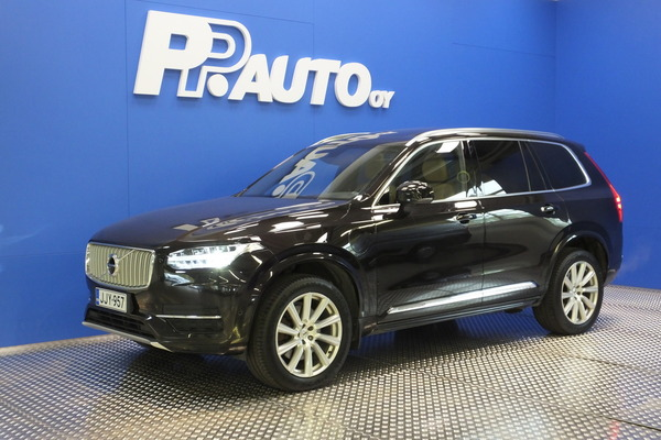 Volvo XC90 T8 Twin Engine AWD Inscription aut, vm. 2016, 98 tkm