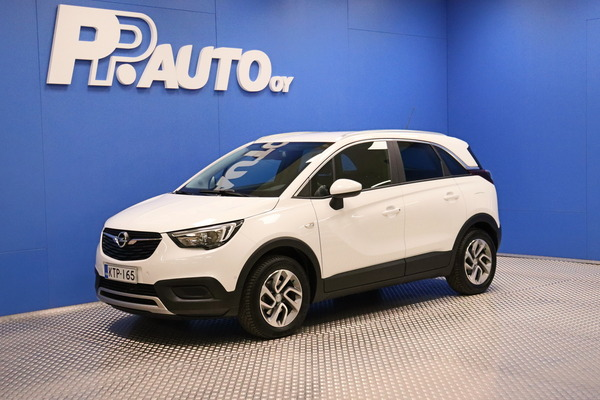 Opel Crossland X Innovation 1,2 Automaatti Start/Stop 81 kW AT6, vm. 2018, 42 tkm