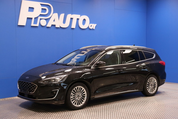 FORD FOCUS 1,0 EcoBoost 125hv A8 Vignale Wagon, vm. 2020, 0 tkm