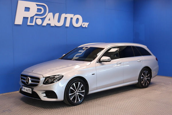 Mercedes-Benz E 300 de T A Edition One AMG EQ Power, vm. 2020, 9 tkm