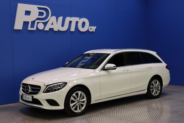 Mercedes-Benz C 220 d 4Matic T A Business, vm. 2020, 10 tkm