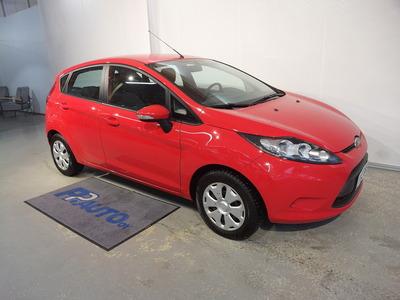 Ford Fiesta 1,25 60 hv Trend M5 5-ovinen - Korko 1,69 % ja kasko -25% - 1.erä huhtikuussa!, vm. 2010, 145 tkm (1 / 9)