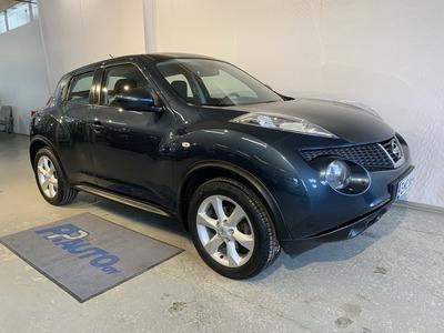Nissan Juke 1,6L Acenta 2WD 5MT Elegance Alloys IMS - Korko 0,95%*! 1.erä elokuussa, Maksuaikaa jopa 72 kk! - , vm. 2012, 121 tkm (1 / 8)