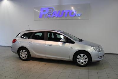 Opel Astra Sport Tourer Enjoy 1,6 85kW MT5 - Rahoituskorko 1.49% ja 1. erä lokakuussa!, vm. 2011, 94 tkm (1 / 9)