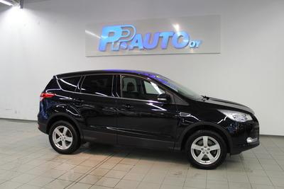 Ford Kuga 2,0TDCi 180 hv PowerShift AWD A6 Titanium 5-ovinen - Korko 1,89% ja 1.erä heinäkuussa! Kevätmarkkinat 1.-30.4., vm. 2015, 104 tkm (1 / 8)