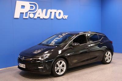 Opel Astra 5-ov Innovation 1,4 Turbo ecoFLEX Start/Stop 110kW MT6 - 1000€:sta S-bonusta*  Korko 0,99%**, 72 kk, ilman käsirahaa , vm. 2016, 66 tkm (1 / 11)