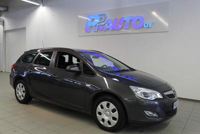 Opel Astra Sport Tourer Enjoy 1,4 Turbo ecoFLEX 88kW MT6 - Korko 1,89% ja 1.erä kesäkuussa! Vaihtoviikot 14.-31.3., vm. 2012, 115 tkm (1 / 18)