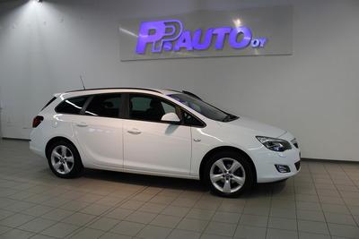 Opel ASTRA Sport Tourer Sport 1,4 Turbo 103kw  * *AUTOMAATTI ** - Korko 1.99% + 3 kk lyhennysvapaata, vm. 2011, 55 tkm (1 / 8)
