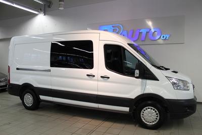 Ford Transit Van 310 2,2 TDCi 125 hv Trend L3 H2 etuveto 4,19, vm. 2014, 72 tkm (1 / 10)
