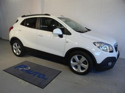 Opel Mokka 5-ov Enjoy 1,4 Turbo Start/Stop 103kW MT6 - Rahoituskorko 2,99% ja 1. erä helmikuussa !, vm. 2014, 125 tkm (1 / 6)