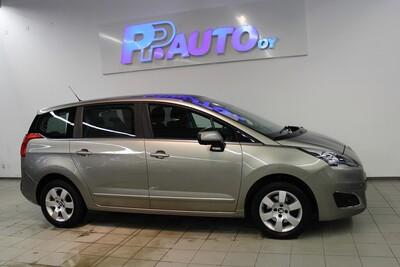 Peugeot 5008 Active BlueHDi 120 A 7p * AUTOMAATTI * - Rahoituskorko 0,99%  ja 1. erä syyskuussa!, vm. 2015, 25 tkm (1 / 10)