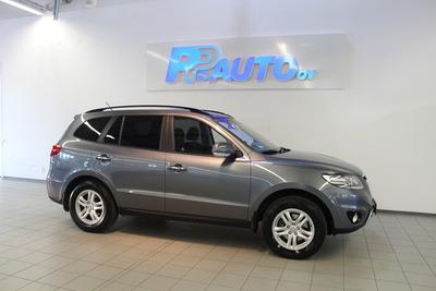 Hyundai Santa Fe 2,2 CRDi-R 4wd Style - Korko 1,89% ja 1.erä heinäkuussa! Kevätmarkkinat 1.-30.4., vm. 2012, 94 tkm (1 / 9)