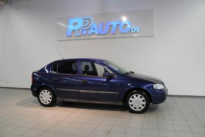 Opel ASTRA 1.6i-16 Club 5d, vm. 1999, 221 tkm (1 / 6)