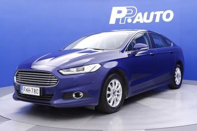 Ford Mondeo 2,0 TDCi 150hv PowerShift A6 Trend 5D - Korko 1,69 %+kulut  ja 1.erä toukokuussa!, vm. 2018, 79 tkm (1 / 13)