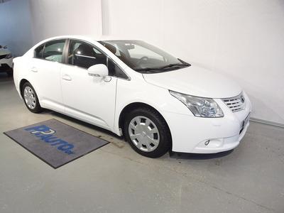 Toyota Avensis 1,6 Valvematic Linea Terra 4ov - Rahoituskorko 0,99%  ja 1. erä syyskuussa!, vm. 2012, 73 tkm (1 / 10)
