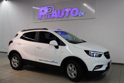 Opel MOKKA X Enjoy 1,4 Turbo Start/Stop 88kW MT6 - Etusi 2000€ ! Korko 0.99% ilman käsirahaa ! 1.erä vasta maaliskuussa !, vm. 2018, 6 tkm (1 / 13)