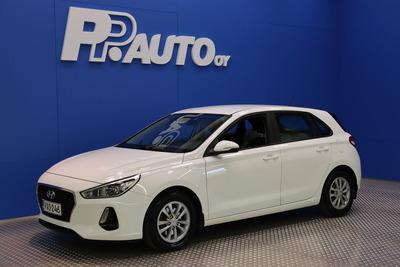 Hyundai i30 5d 1,4 T-GDI 7DCT-aut. fresh plus - *1000€ S-bonuskirjaus! Korko 0,99%**, 72 kk, ilman käsirahaa!!, vm. 2018, 94 tkm (1 / 12)