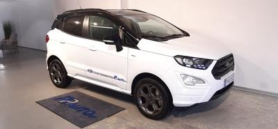 Ford ECOSPORT 1,0 EcoBoost 140hv M6 ST-Line 5-ovinen, vm. 2019, 8 tkm (1 / 4)