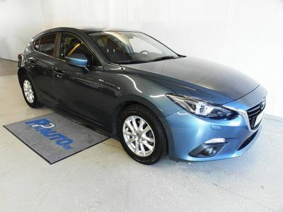 Mazda 3 5HB 2,0 (120) SKYACTIV-G Premium Plus 6MT 5ov BO2 - Rahoituskorko 1.49% ja 1. erä lokakuussa!, vm. 2016, 86 tkm (1 / 6)