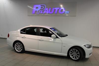 BMW 318 A E90 Sedan Limited Business Edition - Korko 1,89% ja 1.erä kesäkuussa! Vaihtoviikot 14.-31.3., vm. 2011, 183 tkm (1 / 10)