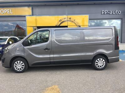 OPEL VIVARO Van Edition L2H1 1,6 CDTI BiTurbo 92 kW MT6 - Uusi Vivaro nopeaan toimitukseen - Korko 1.9% jopa ilman käsirahaa !, vm. 2019, 0 tkm (1 / 5)