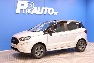 Ford ECOSPORT 1,0 EcoBoost 125hv A6 ST-Line 5-ovinen, vm. 2019, 2 tkm (1 / 5)