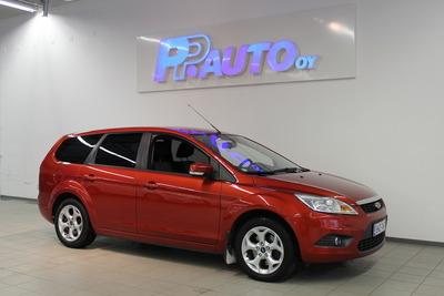 Ford Focus 2,0 145 hv autom. Trend Design A4 Wagon, vm. 2010, 139 tkm (1 / 16)