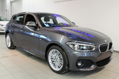 BMW 120d F20 Hatchback 120d A xDrive Edition M-Sport - Korko 1,89% ja 1.erä kesäkuussa! Vaihtoviikot 14.-31.3., vm. 2018, 9 tkm (1 / 17)